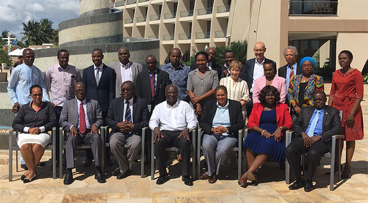 TIPC aims outlined in Pan-Africa workshop