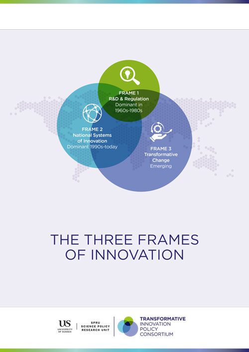 The three frames of Innovation. Transformative Innovation policy consortium. 4173_TIPC_3frames.pdf