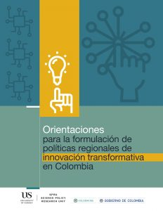 TRANSFORMATIVE INNOVATION - SEVEN WAYS COLOMBIA IS SEEING AN