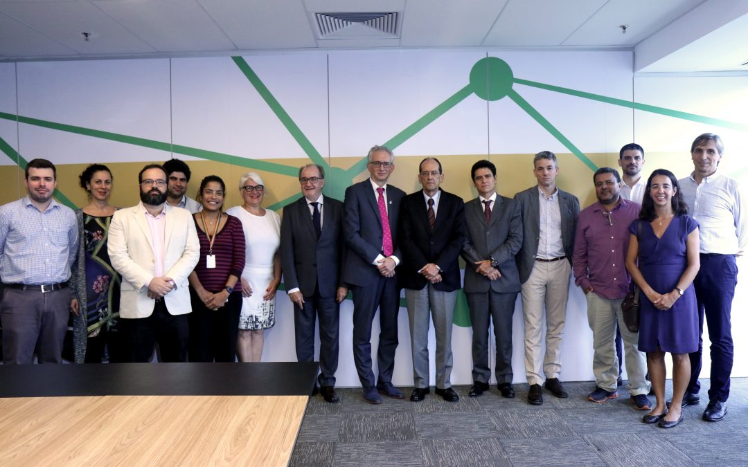 TIPC meets Brazilian Ministry to discuss sustainable development